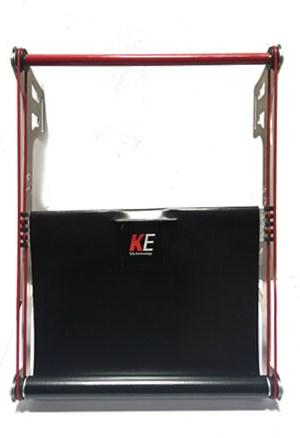 Cortina para radiador kart
