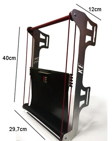 Medidas cortina de radiador