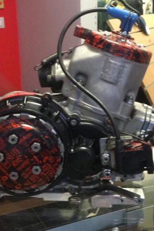 Motor TM K9
