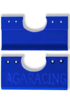 protecciones plásticos bajos kart