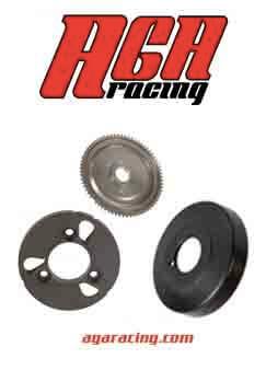 Embrague completo original motor rotax aga racing tienda online karting