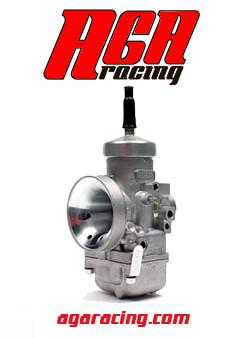 Carburador Dellorto motor KZ AGA Racing tienda online karting
