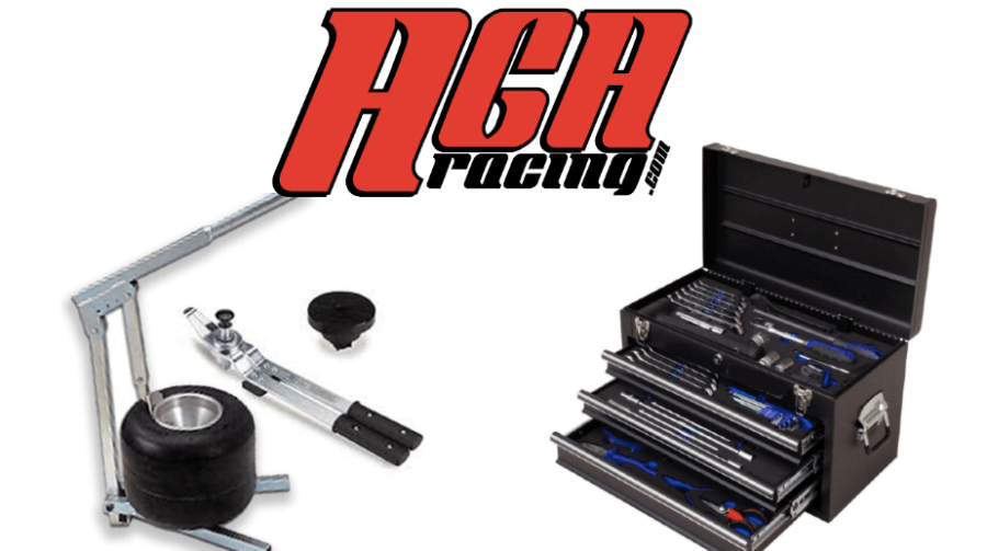 Kit de herramientas básico para andar en kart AGA Racing tienda karting