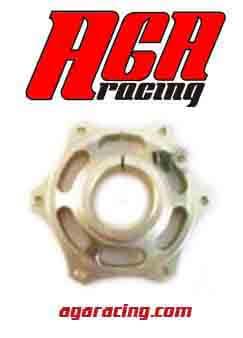 portadisco magnesio eje 50mm AGA Racing tienda karting online