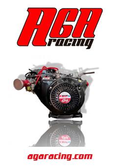 Motor Foortex G55 4 tiempos AGA Racing tienda karting online