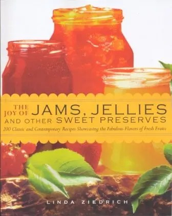 The Joy of Jams book cover