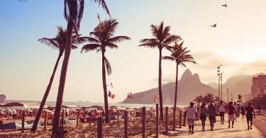 Circuito turístico en Río de Janeiro