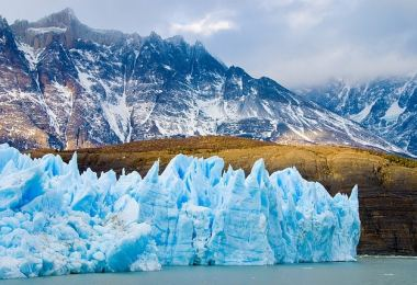 Visitar La Patagonia - Iceberg