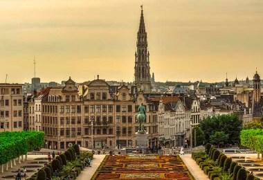 Visitar Bruselas vistas