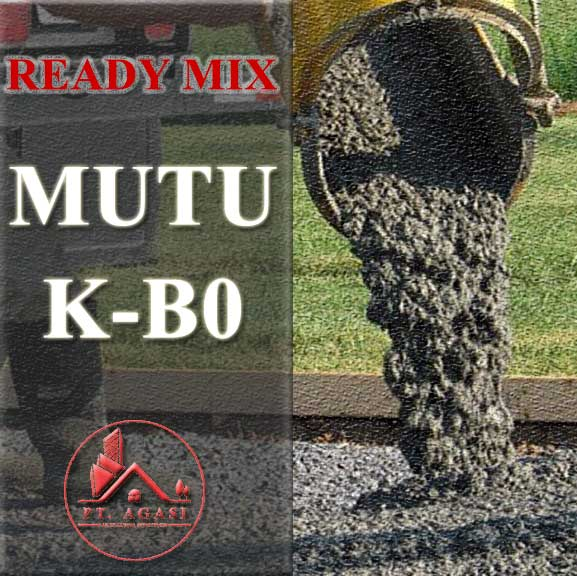 Harga Beton Jayamix Mutu K-B0
