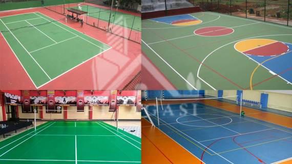 Harga Jasa Pembuatan Lapangan Olahraga Murah – Kontraktor Lapangan Olahraga