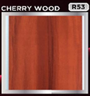 plafon pvc motif cherry wood