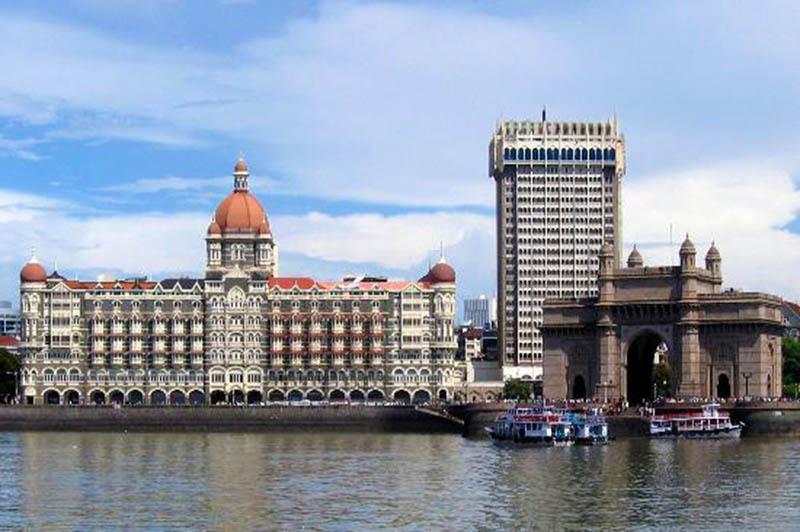 Moments At The Hotel Taj Mahal Palace