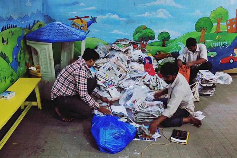 RaddiConnect: Mumbai's First Recycling Based Fundraising Platform
