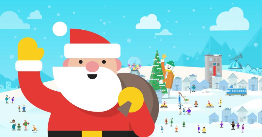 2020: A Message From Dear Santa