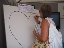 Projecte solidari Omple el cor, per a l'Hospital de Sant Pau