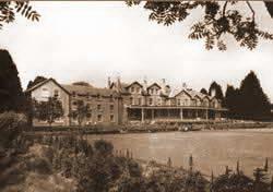 """""""Moorland Hotel"""" u Darmoor-u gde je Agata zavrsila pisanje svog prvog romana """"Misterija u Stajlsu"""""""
