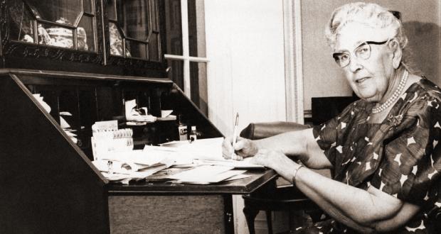 Na današnji dan – 12. januara 1976. godine umrla je Agatha Christie