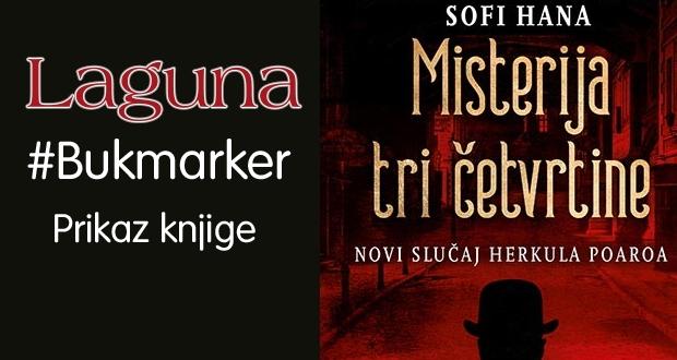 """Prikaz romana """"Misterija tri četvrtine"""" Sofi Hane"""