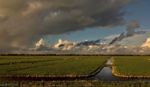 Holland sky landscape nature art photography from AgathaO.com