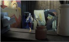 The painter's craftroom / L'atlier du peintre