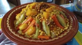 Couscous : plat du vendredi !