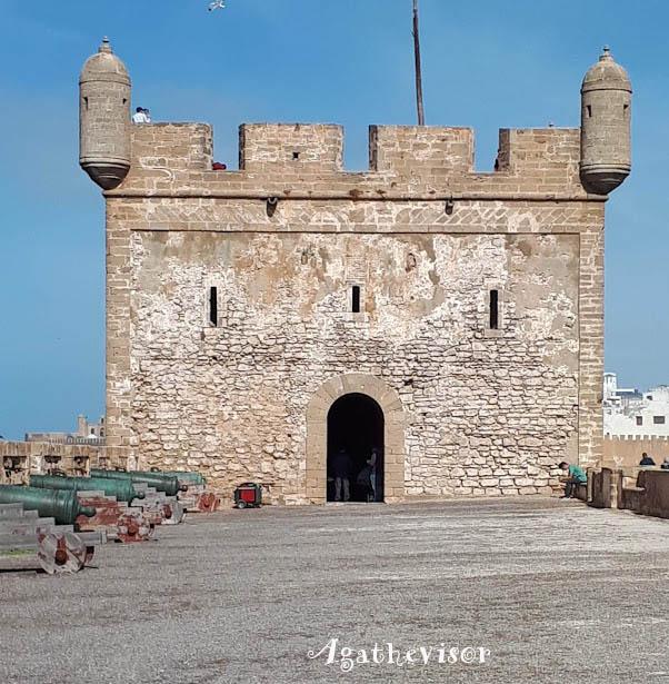 Essaouira la skala