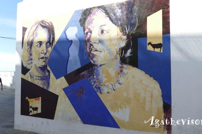 Femme Street Art
