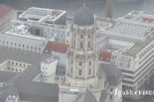 -Berlin-Tour TV-Vue haut ancien hotel de ville