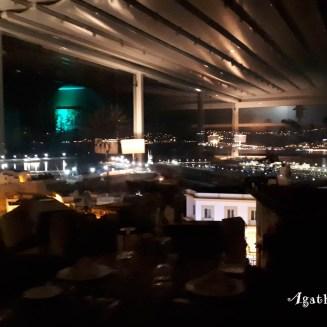 restaurant Tanger nuit
