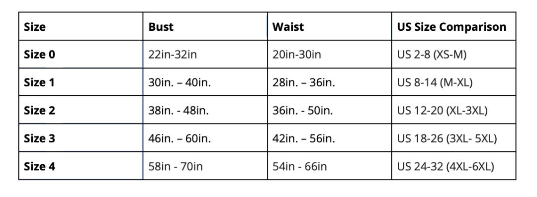 size-chart