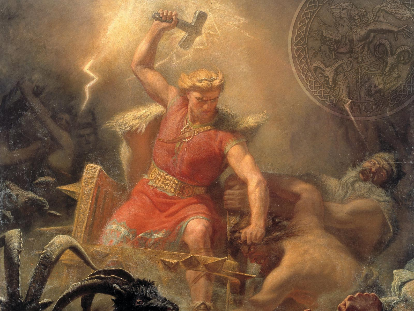 Ancient Gods Week Thor And Odin Launch New Nine Coin