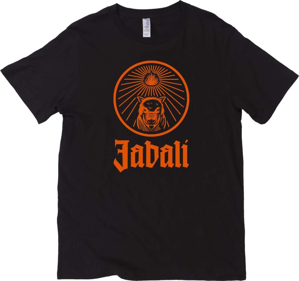Jabali tee from Agaveholics