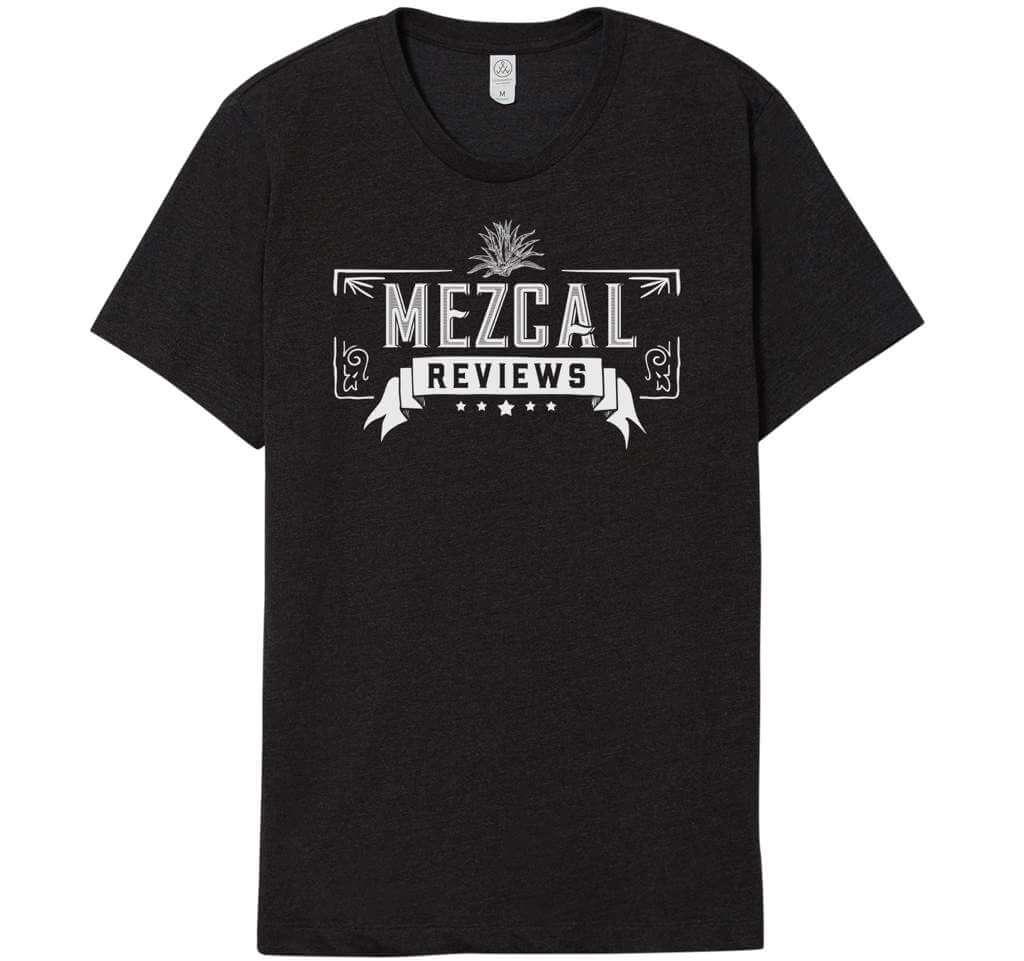 Mezcal Reviews tee from Agaveholics