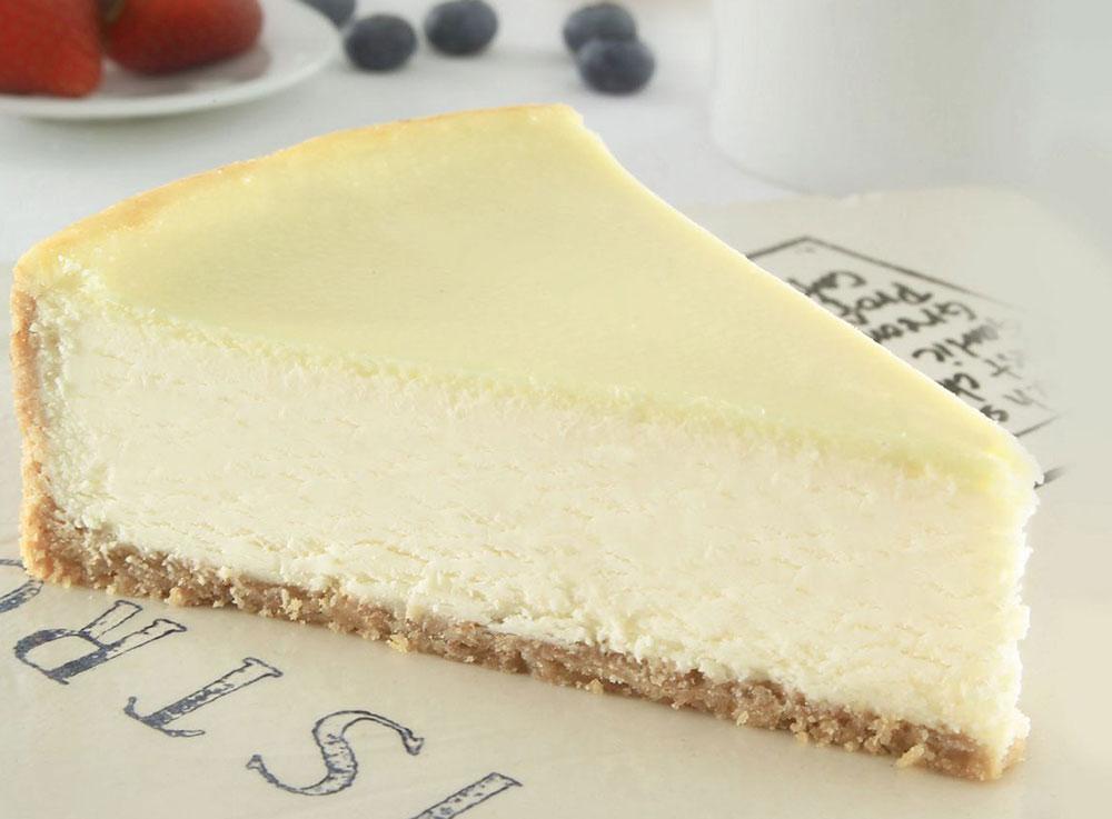 Fine Cheesecake