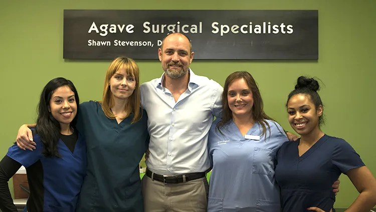 Agave Surgery staff