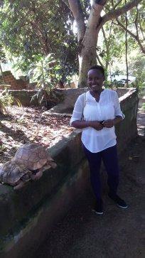 Lorna likiza Some Chai for a Kenyan Agbowo Art African literary Art