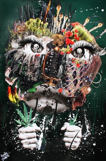 Penda Diakite - Consumer Agbowo Art African Literary Art