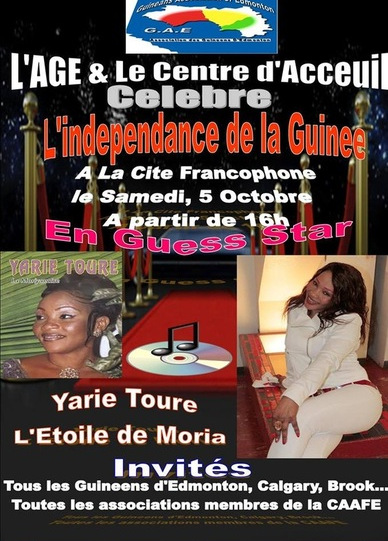 AGE Independance Guinee