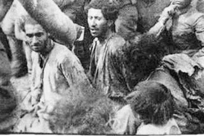 Ordunun kanlı Dersim harekatından sonra binlerce kişi kamplarda toplandı. Burada da birçok kişi yaşamını yitirdi.