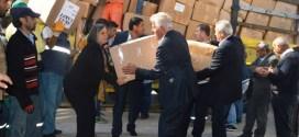 AK-EL Vakfı'ndan Kobane ve Şengal'e yardım