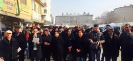 """Elbistan'da """"İç Güvenlik Yasası"""" Paketine Karşı Eylem Yapıldı"""