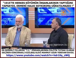 """""""ERMENİLER BİR ADIM ÖNE ÇIKSIN !"""""""