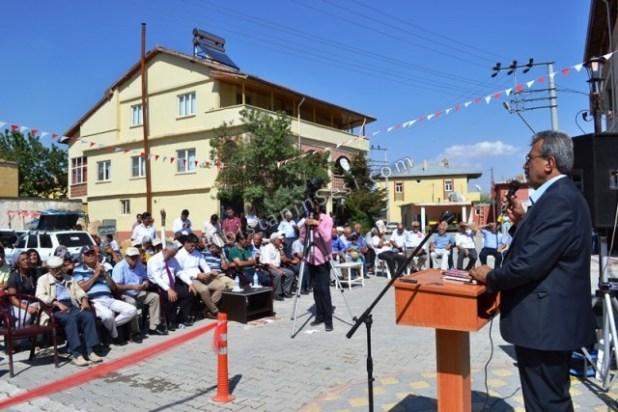 Demircilik'te festival yapıldı