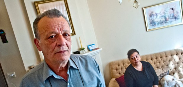 'Benim evim oğlumun yanı, Şişli Ermeni Mezarlığı' 1
