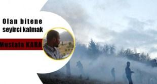 Pazarcık-Terrolar direnişi- cemevleri ve köy dernekleri 1