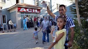 Elbistan halkı AKP'li belediyeyi protesto ediyor!