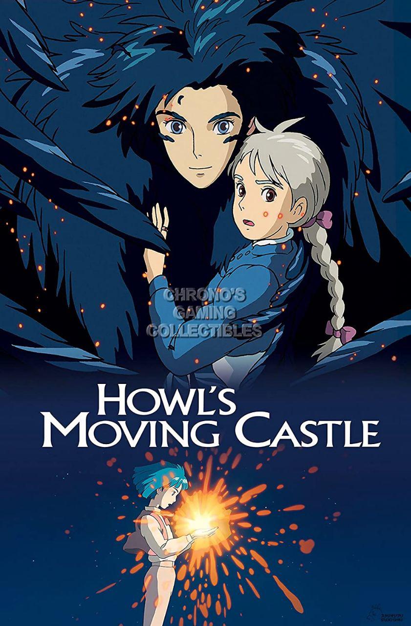 فيلم Howels Moving Castel