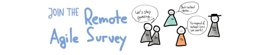 Remote Agile Survey —Let's Stop Guessing, Join the Study — Age-of-Product.com