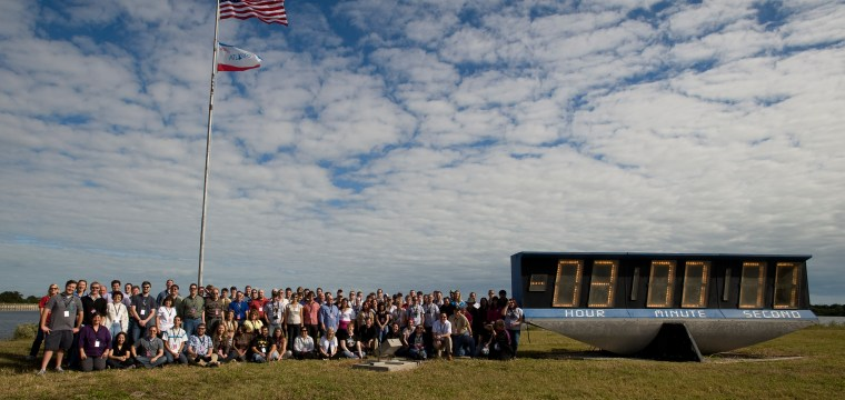 "My NASA Tweetup ""Year"""